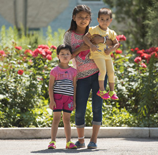 Дети Кыргызстана 100 лет назад и сегодня — фотоистория поколений. Часть II