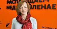 Тренер-психолог международного класса Лилия Ахремчик