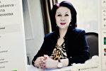 Ректора Международного университета в Центральной Азии Камила Шаршекеева. Фото со страницы Facebook Камиллы Шаршекеевой