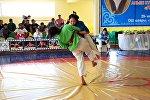 Международный турнир серии Гран-при по борьбе алыш-бел боо в Оше
