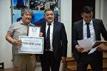 Конкурс на разработку концепции проекта застройки с жилым комплексом в микрорайоне №11 города Бишкека
