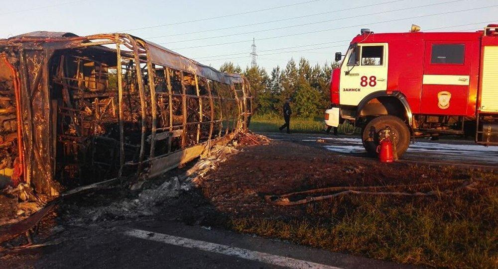 Премьер Татарстана Алексей Песошин прокомментировал ситуацию по трагедии под Заинском