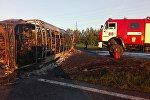Самара — Ижевск унаа жолунда болгон жол кырсы