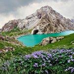 Природа Кыргызстана на снимках Максима Клейтора