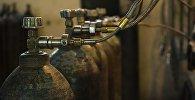 Баллоны с газом. Архивное фото
