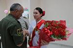 Аскер кызматкерлери Кыргызстандын эң мыкты медайымын тандалды