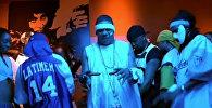 Собрали лучшее — 40 лет истории хип-хопа уместили в коротком ролике