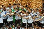 Германиянын курама командасы Чилинин футболчуларын Санкт-Петербург шаарында өткөн Конфедерация кубогунун финалында утуп кетти