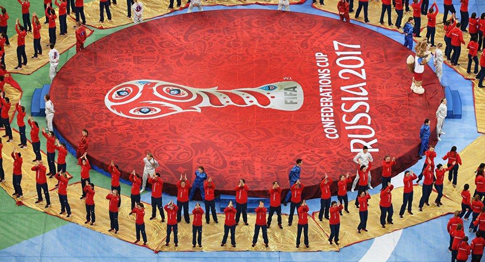 Песков: Путин непланирует посещать заключительный матч Кубка конфедераций