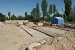 Строительство реабилитационного центра для детей с синдромом Дауна и аутизмом в Таласе