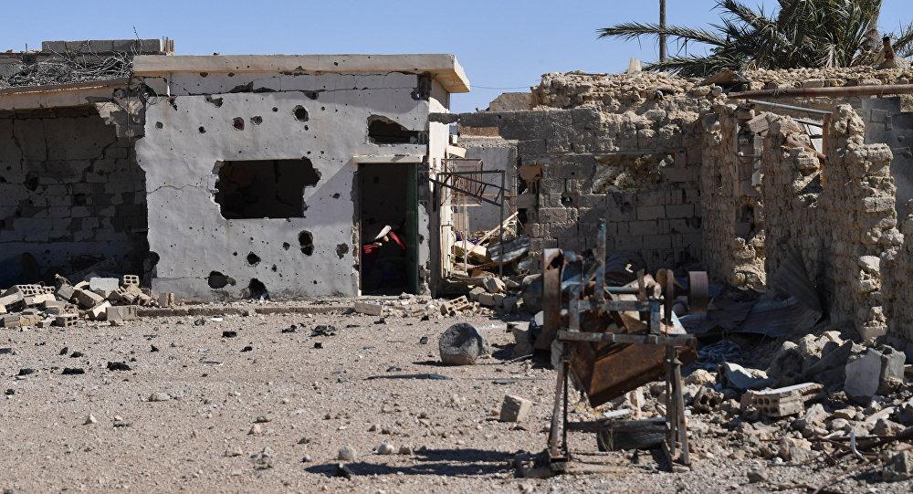 Мирные граждане погибли в итоге авиаатаки коалиции насирийскую деревню