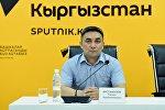 Начальник одного из отделов Министерства здравоохранения Талант Арстанкулов
