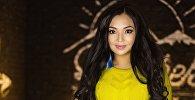 Архивное фото кыргызстанской актрисы и модели Аиды Чоткараевой