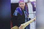 Келинка из айыла танцует, как Бейонсе, и покоряет социальные сети