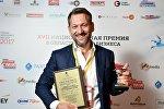 XVII Церемония награждения лауреатов премии Медиа-Менеджер России - 2017