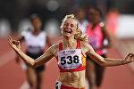 Кыргызстанкая бегунья Дарья Маслова завоевала золото в беге на дистанцию 5 километров на Чемпионате Азии по легкой атлетике