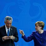 Саммит лидеров G20 в Гамбурге