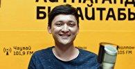 Молодой предприниматель и профессиональный бариста Стам Маматысаев