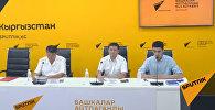 Ситуацию на дорогах страны обсудили в пресс-центре Sputnik Кыргызстан