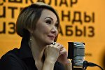Певица отечественной эстрады Назми Байзакова