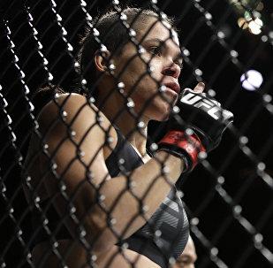 Бразильский боец смешанных боевых искусств Аманда Нуньес
