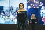 Обладательница титула Миссис Кыргызстан — 2017 Назик Сагынбекова