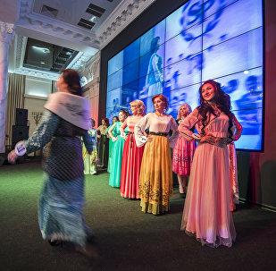 Конкурс крастоты Миссис Кыргызстан — 2017 в Бишкеке