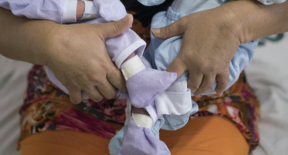 Практически сбоем курантов: вТюмени вновогоднюю ночь родилось 27 детей