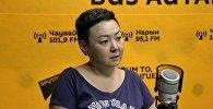Кыргызстанка Майя Джумакеева