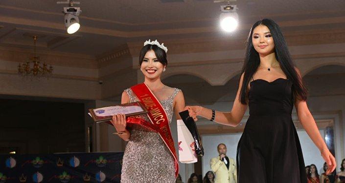 Конкурс Красавица Кыргызстана — 2017 в Бишкеке