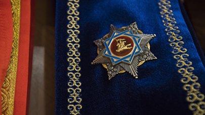 Манас ордени. Архив