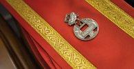 Даңк ордени. Архивдик сүрөт