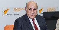 Азербайджанский политолог, эксперт по Ближнему Востоку Фикрет Садыхов. Архивное фото