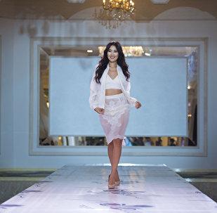 Конкурс красоты Красавица Кыргызстана — 2017 в Бишкеке
