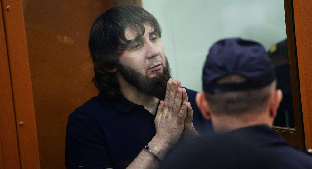 Суд приговорил Дадаева к20 годам заубийство Бориса Немцова