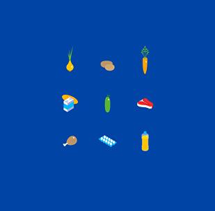 Авоська: цены на продукты на 14 июля