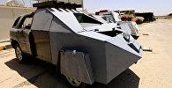 Автомобили, на которых ездили боевики террористической группировки Исламское государство
