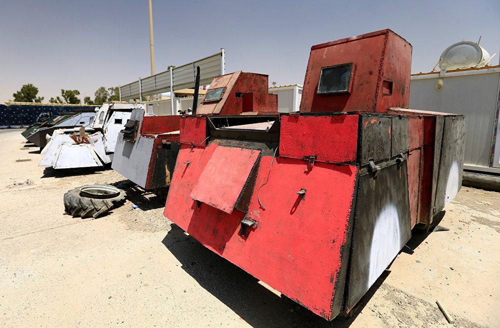 Освобождение Мосула иракскими правительственными войсками
