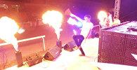 Зажигательные танцы и биты — на Иссык-Куле прошел фестиваль электромузыки