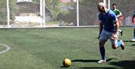 Заключенные ИК–47 сыграли в мини-футбол в честь Дня Манделы