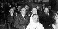 Заседание Верховного Совета Киргизской ССР в 1939 году
