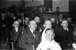 КР ССРинин Жогорку Советинин 1939-жылы өткөн III съездинин отуруму