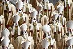 Ватикан кардиналдары. Архив
