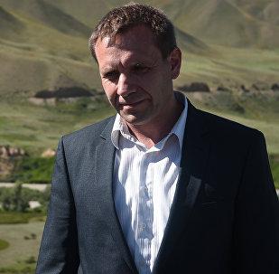 Директор проектов Liglass Trading CZ, SRO в Кыргызстане Иржи Войтеховский