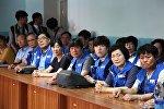 Врачи из Южной Кореи дают бесплатные медицинские консультации ошанам