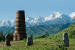 Чүй облусундагы Бурана муранасы. Архив