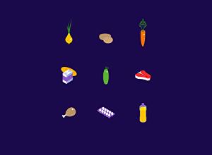 Авоська — цены на продукты за 14 — 21 июля