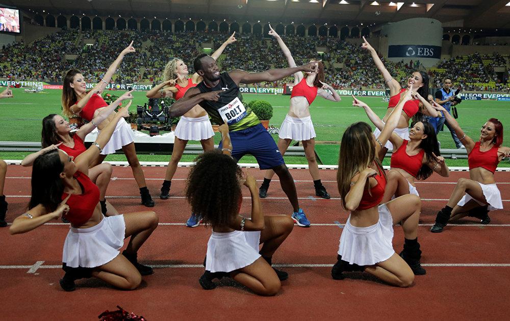 Бриллиантовая лига по легкой атлетике в Монако