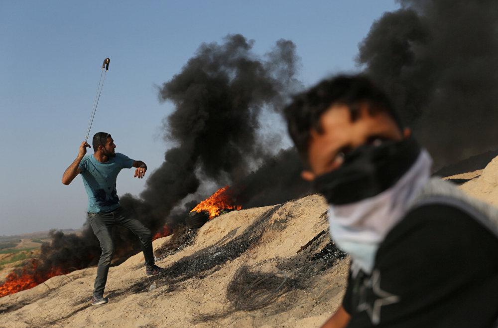 Израильско-палестинский конфликт в Иерусалиме