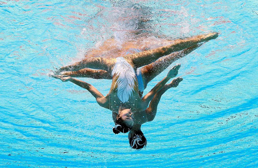 Чемпионата мира по водным видам спорта в Будапеште
